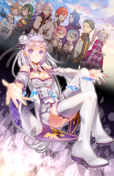 Re:zero by BOMHAT