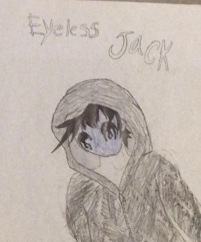 Eyeless jack by Conshadow17
