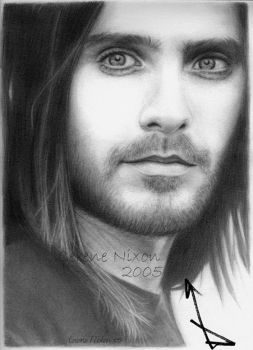 Jared Leto by serendipity04