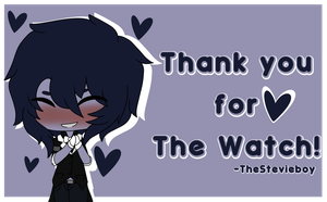 [P] Thank you! by TheStevieBoy