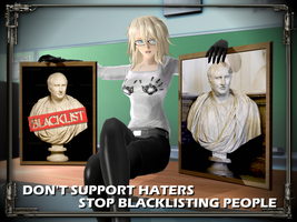 [MMD] About blacklisting people (MMDC) by Riveda1972