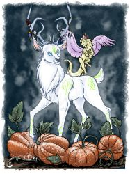 Frost Upon the Pumpkin - autumn by LGraf