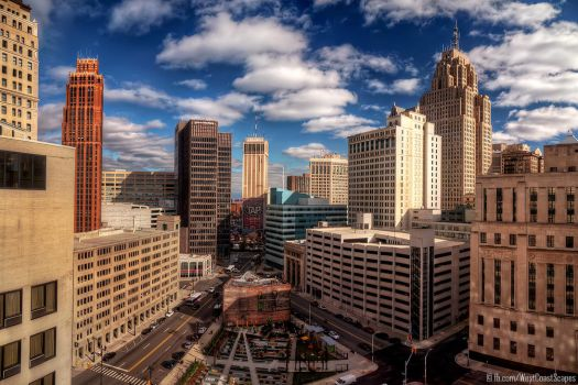 Motor City by IvanAndreevich