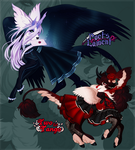 [Minkin] - Valentines Day Auction 2018 - CLOSED by SA1B0T