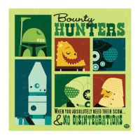Bounty Hunters by Montygog