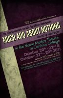 Much Ado About Nothing by ediskrad-studios