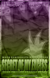 MLP : Secret of My Excess - Movie Poster by pims1978