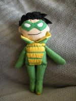 Weather Wizard Plushie by furrychaos