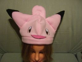 Clefable Hat by PokeMama
