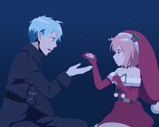 MMO Junkie Christmas by CheeseCakeChik
