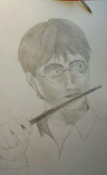 Harry Potter WIP 2 by percyjason1