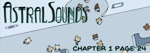 AstralSounds Page 24 (Preview) by The-Snowlion