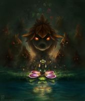 Majora's Mask: The Transformation by EternaLegend