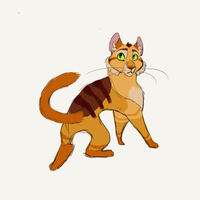 Firestar Design by Nightfeather123