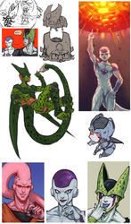 Just dbz junk by moni158