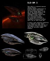 EVE contest SLD-BM 3 by elquijote