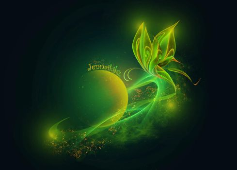 Moon Flower for Group Submission by jennaikikz