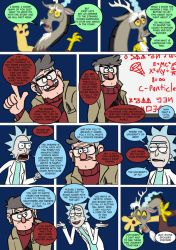 MPW: Behind The Comic pt 2 by Imbriaart