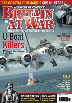 Britain at War magazine February 2018 issue by rOEN911