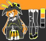 Bunny Witch adoptable set price open by AS-Adoptables