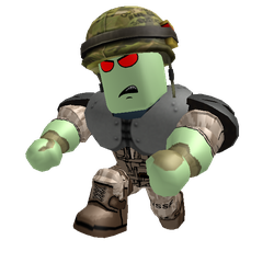 Military Zombie by Mario5697