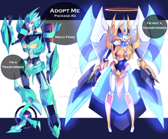 ADOPT ME Package #2 (PayPal/Points) (CLOSED) by LillinApocalypse