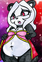 RD: EMS: Fatter Panda? by mhedgehog21