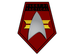 Fleet31 Tactical shield by ZanderYurami