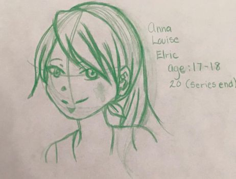 Meet Anna **NEW AND IMPROVED** by Lizzie-Shiro