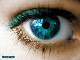 The eye by Marthe92
