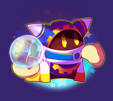 Magolor +Collab+ by Blushily