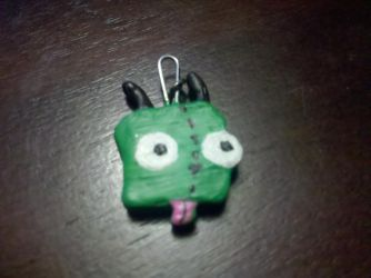 GIR Charm by narcoleptic-popsicle