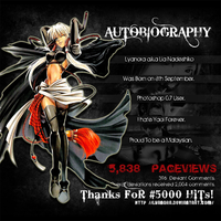 ID and 5000 Hits XD by lyanora