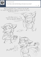 Tumblr ask 6 by W0lfmare