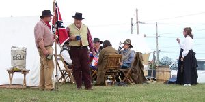 Real-life Western Re-enactors by Crigger
