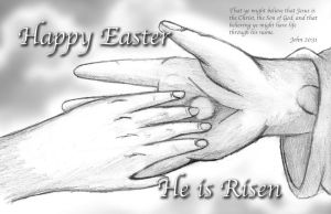 Happy Easter - 2013 by jimmysworld