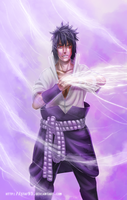 Sasuke - I'll kill you by staf93