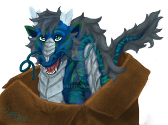 {Comm} Baby Hao In A Box by Lynx1199