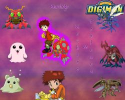 Digimon Adventure Koushiro by LucyNickBakura