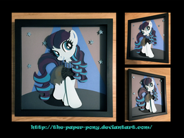 12x12 Rara Shadowbox by The-Paper-Pony