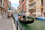 Venice Gondolier by BusterBrownBB