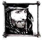 jack sparrow for marian by irving-zero