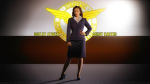 Hayley Atwell Agent Carter by Dave-Daring
