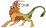 Chimera Hybrid - Auction (CLOSED) by GentleLark