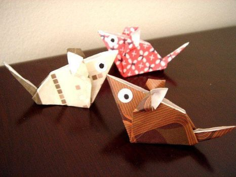 Origamimouse Explore Origamimouse On Deviantart