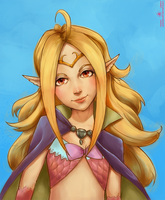 Nowi - Fire Emblem Awakening by Adam-Gilbert