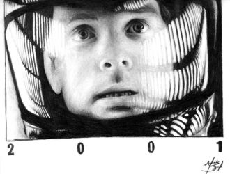 2001: A Space Odyssey by Dead-Beat-Nick