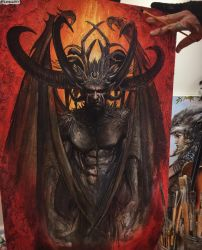 INCUBUS - WIP by Lovell-Art