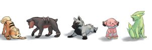 Puppy Pokemon