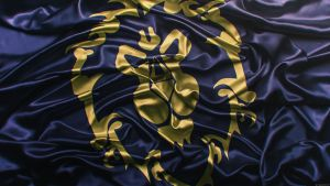 World of Warcraft - Alliance Flag by Panico747